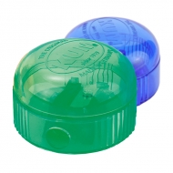 Точилка с контейнером KUM 210K пластик круглая